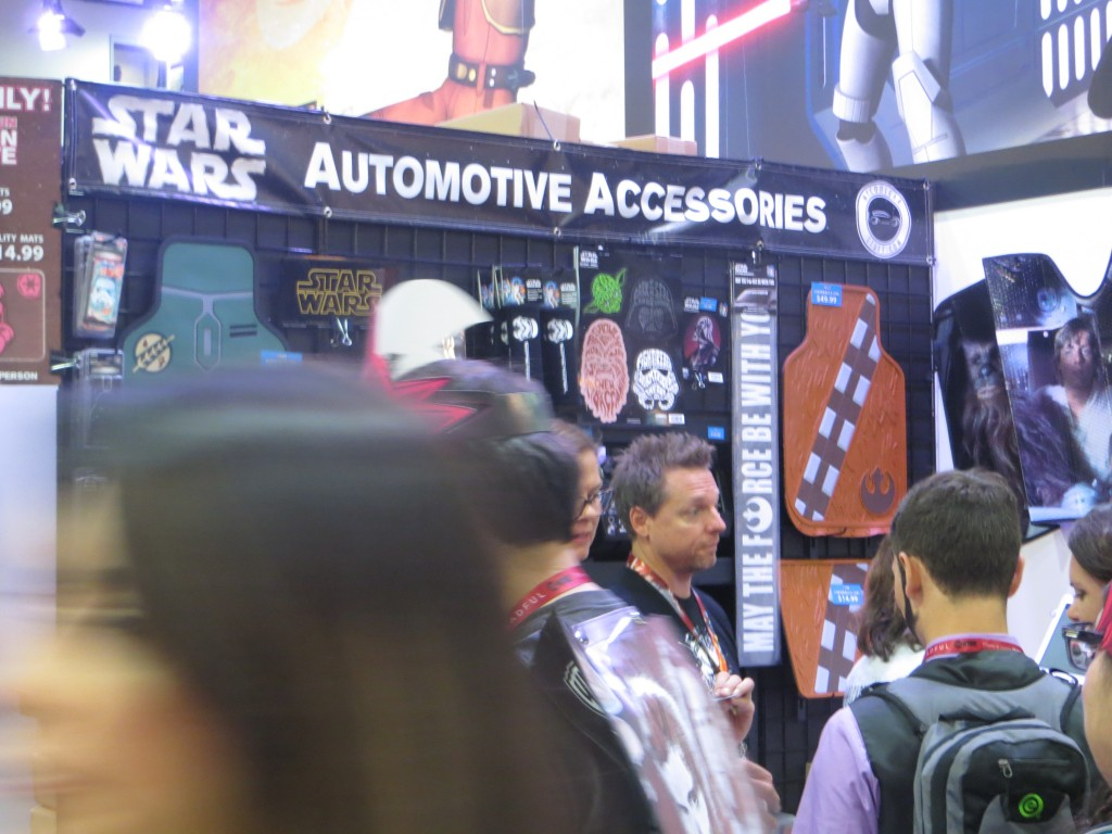 Photo of Star Wars Automotive Accessories