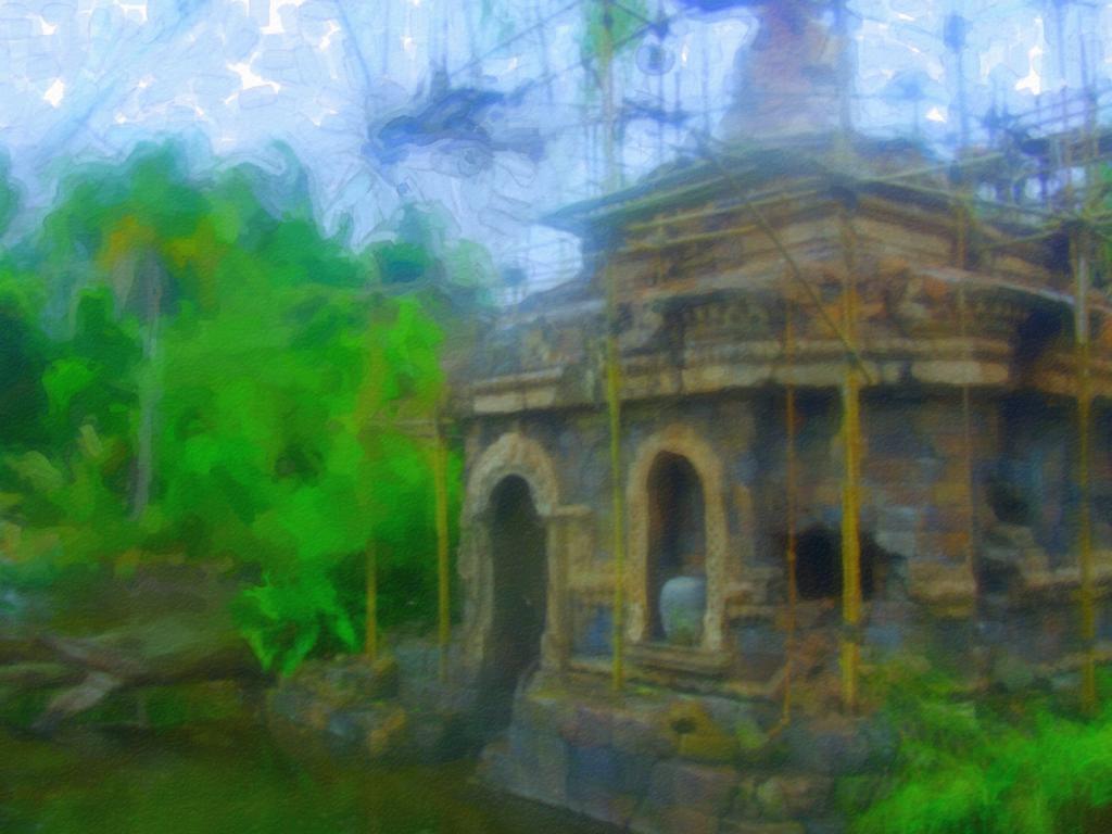 DAK temple