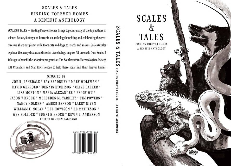 scales and tales covers